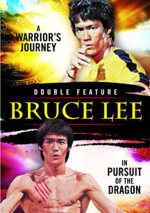 Bruce Lee - A Warrior's Journey/Pursuit Of The Dragon (DVD)