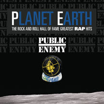 Public Enemy - Planet Earth: The Rock And Roll Hall Of Fame Greatest Rap Hits (CD)