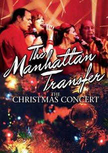 Manhattan Transfer - Christmas Concert (DVD)