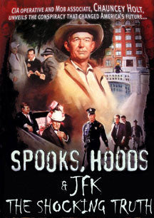 Spooks, Hoods & JFK: The Shocking Truth (DVD)
