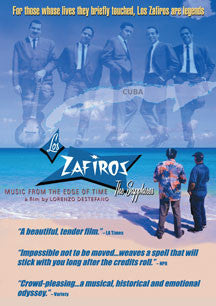 Los Zafiros - Music From The Edge Of Time (DVD)