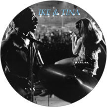 Ike & Tina Turner - On The Road PictureDisc and DVD (VINYL ALBUM)