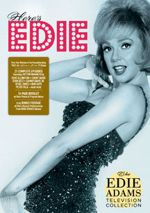 Edie Adams - Here's Edie: The Edie Adams Television Collection (DVD)