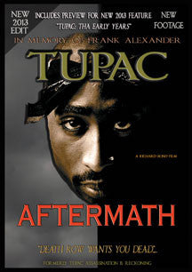 2 Pac - Aftermath (DVD)