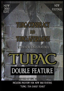 2 Pac - Double Feature: Conspiracy And Aftermath (DVD)