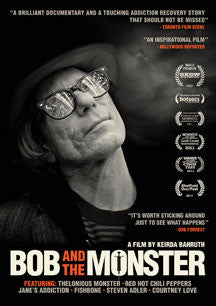 Bob And The Monster (DVD)
