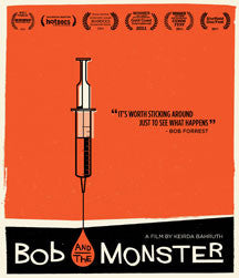 Bob And The Monster (BLU-RAY)