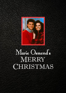 Marie Osmond - Merry Christmas (DVD)