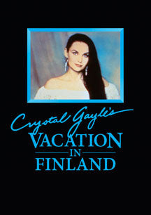 Crystal Gayle - Vacation In Finland (DVD)