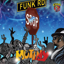 Mutiny - Funk Road (CD)