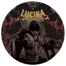 Lucika - Bleeding The Monolith (Limited Edition) (VINYL ALBUM)