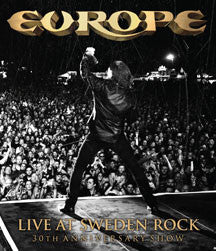 Europe - Live At Sweden Rock - 30th Anniversary Show (BLU-RAY)