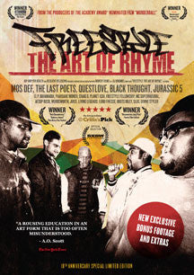 Freestyle The Art Of Rhyme (DVD)