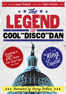 The Legend Of Cool Disco Dan (DVD)