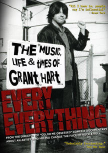 Grant Hart - Every Everything: The Music, Life and Times of Grant Hart (DVD)