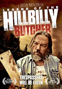 Legend Of The Hillbilly Butcher (DVD)