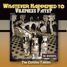 The Residents - Whatever Happened To Vileness Fats? (CD)