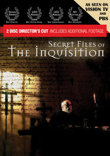 Secret Files Of The Inquisition (DVD)