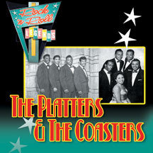 The Platters & The Coasters - Rock & Roll Legends (CD)