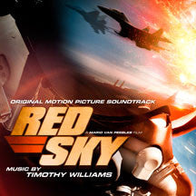 Timothy Williams - Red Sky (Original Motion Picture Soundtrack) (CD)