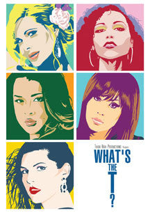 What's The T? (DVD)