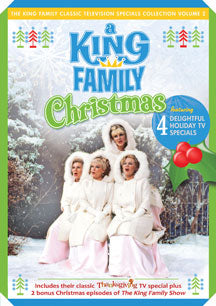 King Family - King Family Christmas: Classic Television Specials Volume 2 (DVD)