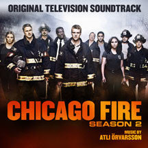 Atli Orvarsson - Chicago Fire Season 2 (Original Television Soundtrack) (CD)