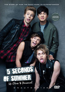 5 Seconds Of Summer - Up Close & Personal (DVD)