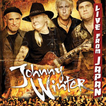 Johnny Winter - Live From Japan (VINYL ALBUM)