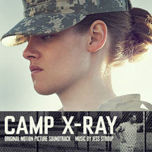 Jess Stroup - Camp X-Ray (Original Motion Picture Soundtrack) (CD)