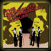 The Residents - The Commercial Album (CD)