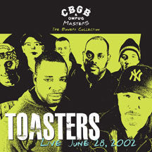 Toasters - CBGB OMFUG Masters: Live June 28, 2002 Bowery Collection (VINYL ALBUM)
