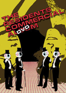 The Residents - The Commercial DVD (DVD)
