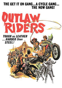 Outlaw Riders (DVD)