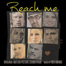 Tree Adams - Reach Me (Original Motion Picture Soundtrack) (CD)
