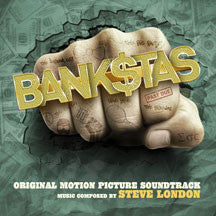 Steve London - Bank$tas (Original Motion Picture Soundtrack) (CD)
