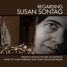 Laura Karpman & Nora Kroll-rosenbaum - Regarding Susan Sontag (original Motion Picture Soundtrack) (CD)