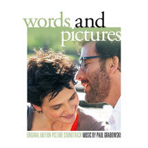 Paul Grabowsky - Words And Pictures (Original Motion Picture Soundtrack) (CD)