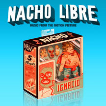 Nacho Libre (Music From The Motion Picture) (VINYL ALBUM)