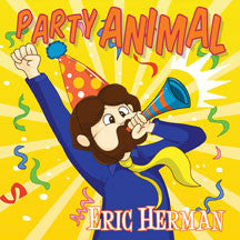 Eric Herman - Party Animal (CD)