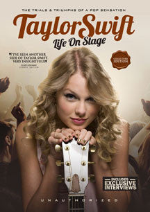 Taylor Swift - Life On Stage (DVD)
