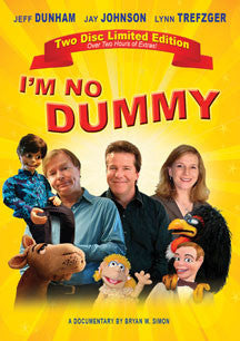 I'm No Dummy: Special Two Disc Edition (DVD)