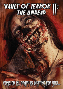 Vault Of Terror II: The Undead (DVD)