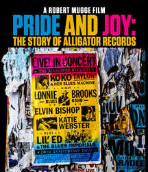 Pride And Joy: The Story Of Alligator Records (BLU-RAY)