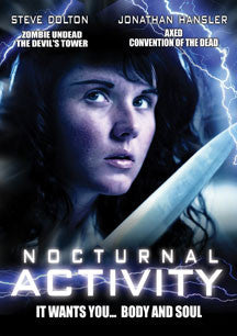Nocturnal Activity (DVD)