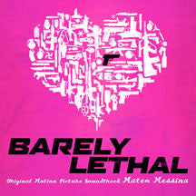 Mateo Messina - Barely Lethal (Original Motion Picture Soundtrack) (CD)