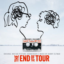 End Of The Tour (Original Motion Picture Soundtrack) (VINYL ALBUM)