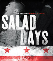 Salad Days: A Decade Of Punk In Washington, DC (1980-90) (BLU-RAY)