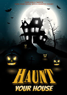 Haunt Your House (DVD)