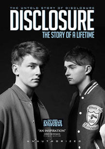 Disclosure - The Story Of A Lifetime (DVD)